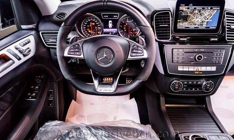 Mercedes GLE 43 AMG Coupè - Auto Exclusive BCN_DSC7711