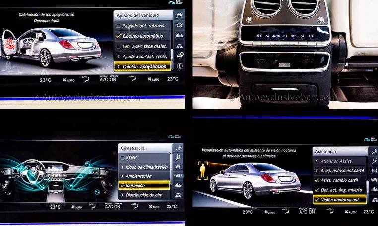 Mercedes S 350d Largo AMG -Auto Exclusive BCN - Concesionario Ocasión Mercedes Barcelona-4XDETALLE3