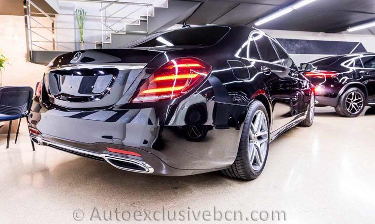 Mercedes S 350d Largo AMG -Auto Exclusive BCN - Concesionario Ocasión Mercedes Barcelona_DSC7599