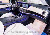 Mercedes S 350d Largo AMG -Auto Exclusive BCN - Concesionario Ocasión Mercedes Barcelona_DSC7743