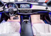 Mercedes S 350d Largo AMG -Auto Exclusive BCN - Concesionario Ocasión Mercedes Barcelona_DSC7748