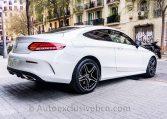 Mercedes C 300 Coupè AMG - Blanco Polar -Auto Exclusive BCN_DSC7963