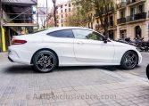 Mercedes C 300 Coupè AMG - Blanco Polar -Auto Exclusive BCN_DSC7964