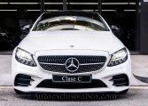 Mercedes C 300 Coupè AMG - Blanco Polar -Auto Exclusive BCN_DSC7970