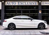 Mercedes C 300 Coupè AMG - Blanco Polar -Auto Exclusive BCN_DSC7975