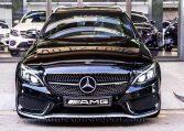 Mercedes C 43 AMG-Estate 4M - Negro -Auto Exclusive-BCN-Concesionario-Ocasion-Mercedes-Barcelona__DSC7049-(1)