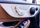 Mercedes C 300 Cabrio - Blanco -Marrón -Auto Exclusive BCNDSC00105