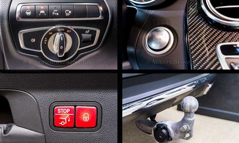 Mercedes GLC 350d 4M Coupè AMG - Auto Exclusive BCN -Concesionario Ocasión Mercedes Barcelona-4xdetalle2a