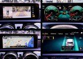 Mercedes A 250 AMG - Blanco - Piel - Auto Exclusive BCN - Concesionario Ocasión Mercedes Benz en Barcelona -4xdetalle