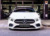 Mercedes A 250 AMG - Blanco - Piel - Auto Exclusive BCN - Concesionario Ocasión Mercedes Benz en Barcelona-DSC00344