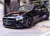 Mercedes A 250 AMG - Edition 1 - Negro - Auto Exclusive BCN -DSC00634