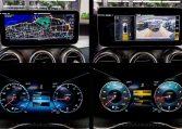 Mercedes C 300 AMG Cabrio - Negro - Piel MArrón -- Auto Exclusive BCN Concesionario Ocasión Mercedes Barcelona-4xdetalle