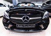 Mercedes C 300 AMG Cabrio - Negro - Piel MArrón -- Auto Exclusive BCN Concesionario Ocasión Mercedes Barcelona-DSC00597