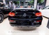 Mercedes C 300 AMG Cabrio - Negro - Piel MArrón -- Auto Exclusive BCN Concesionario Ocasión Mercedes Barcelona-DSC00607