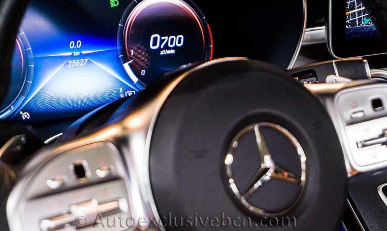 Mercedes C 300 AMG Cabrio - Negro - Piel MArrón -- Auto Exclusive BCN Concesionario Ocasión Mercedes Barcelona-DSC00615