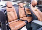 Mercedes C 300 AMG Cabrio - Negro - Piel MArrón -- Auto Exclusive BCN Concesionario Ocasión Mercedes Barcelona-DSC00619