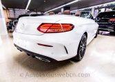 Mercedes C 300 Cabrio AMG - Blanco - Piel Marrón - 3 - Auto Exclusive BCN-DSC00496