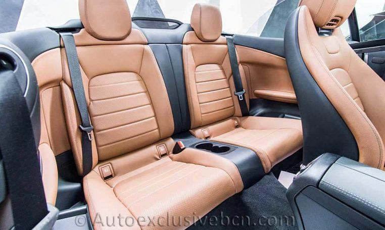 Mercedes C 300 Cabrio AMG - Blanco - Piel Marrón - 3 - Auto Exclusive BCN-DSC00504
