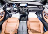 Mercedes C 300 Cabrio AMG - Blanco - Piel Marrón - 3 - Auto Exclusive BCN-DSC00507