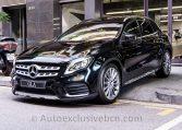 Mercedes GLA 250 4M AMG - Negro - Auto Exclusive BCN - Concesionario Ocasión Mercedes Barcelona -DSC00524