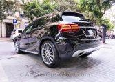 Mercedes GLA 250 4M AMG - Negro - Auto Exclusive BCN - Concesionario Ocasión Mercedes Barcelona -DSC00535