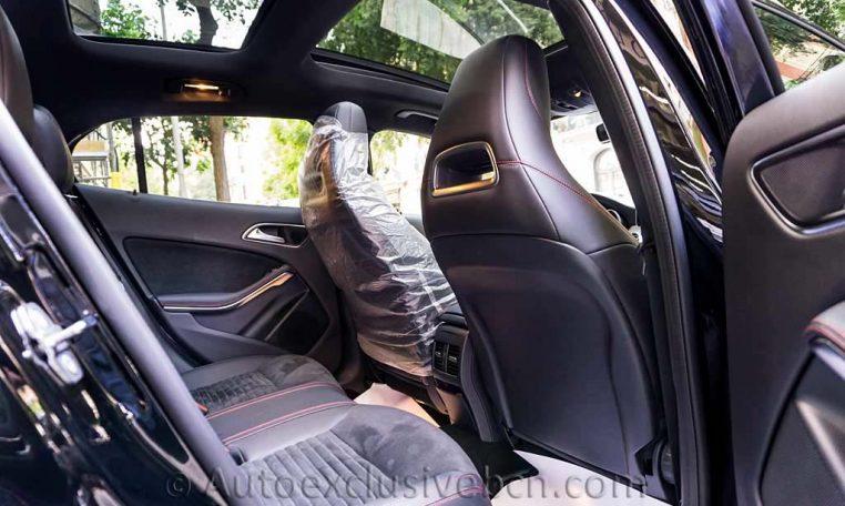 Mercedes GLA 250 4M AMG - Negro - Auto Exclusive BCN - Concesionario Ocasión Mercedes Barcelona -DSC00542
