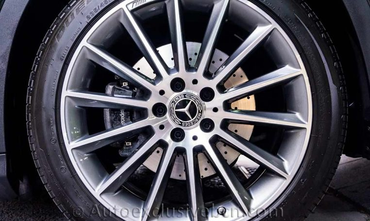 Mercedes GLA 250 4M AMG - Negro - Auto Exclusive BCN - Concesionario Ocasión Mercedes Barcelona -DSC00544