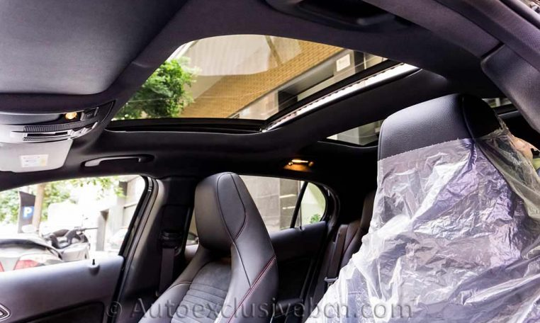 Mercedes GLA 250 4M AMG - Negro - Auto Exclusive BCN - Concesionario Ocasión Mercedes Barcelona -DSC00547