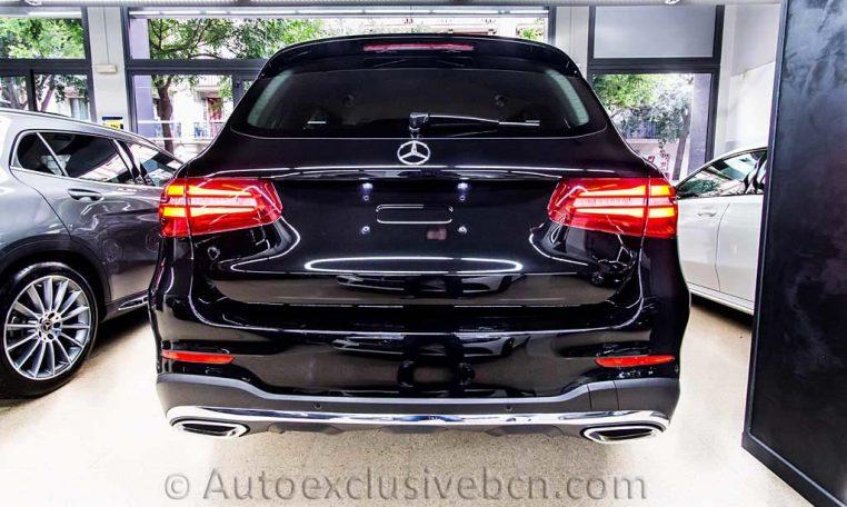 Mercedes GLC 250 4M - Negro -Beige -23-DSC00434 (23)