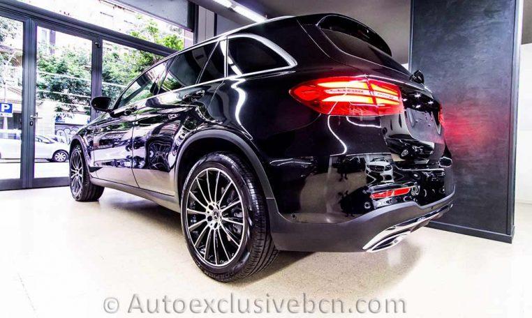 Mercedes GLC 250 4M - Negro -Beige -24-DSC00434 (24)