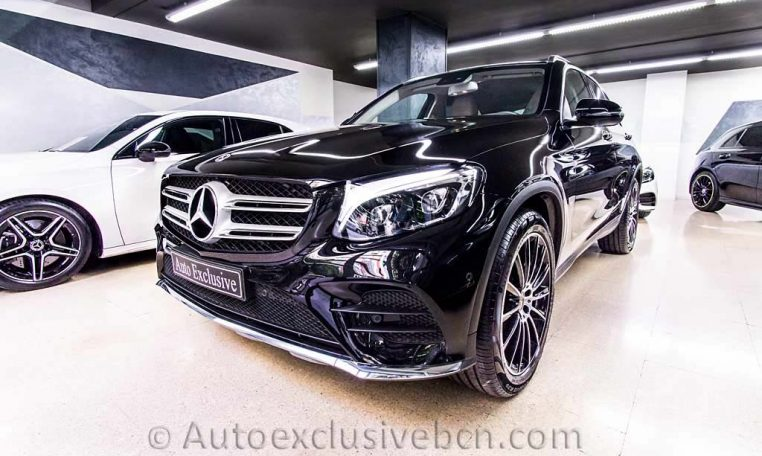Mercedes GLC 250 4M - Negro -Beige -26-DSC00434 (26)