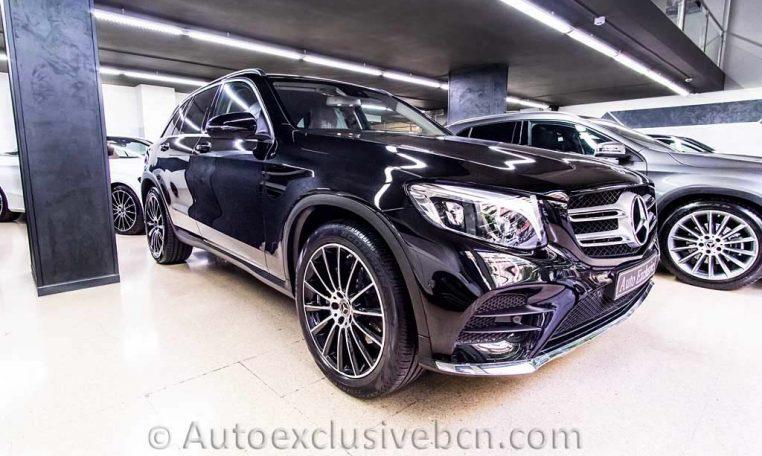 Mercedes GLC 250 4M - Negro -Beige -28-DSC00434 (28)