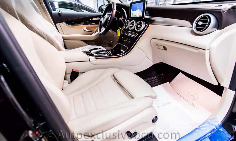 Mercedes GLC 250 4M - Negro -Beige -4-DSC00434 (4)