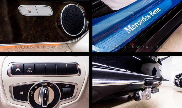 Mercedes GLC 250 4M - Negro - Piel Beige - 4xdetalle2