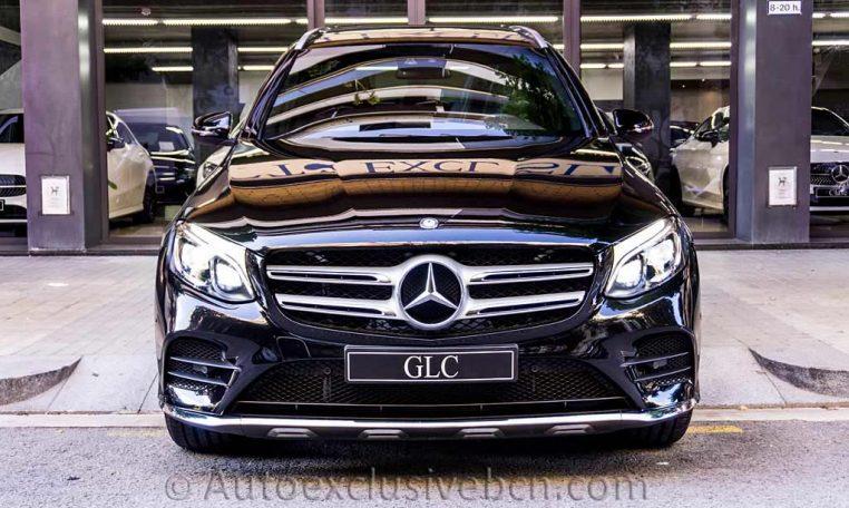 Mercedes GLC 250 4M AMG - Piel Marrón - Auto Exclusive BCN -DSC00657