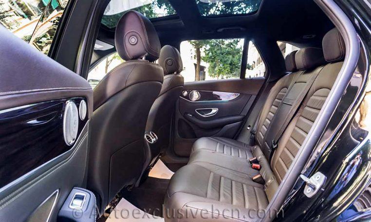 Mercedes GLC 250 4M AMG - Piel Marrón - Auto Exclusive BCN -DSC00686