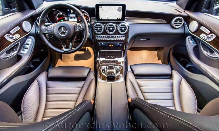 Mercedes GLC 250 4M AMG - Piel Marrón - Auto Exclusive BCN -DSC00711