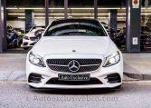 Mercedes C 300 Coupè AMG - Blanco Diamante - Auto Exclusive BCN -DSC00766