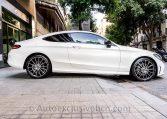 Mercedes C 300 Coupè AMG - Blanco Diamante - Auto Exclusive BCN -DSC00776
