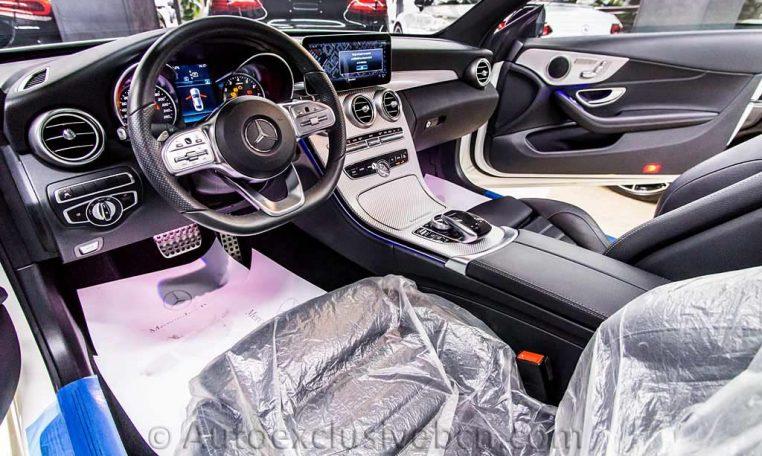 Mercedes C 300 Coupè AMG - Blanco Diamante - Auto Exclusive BCN -DSC00798