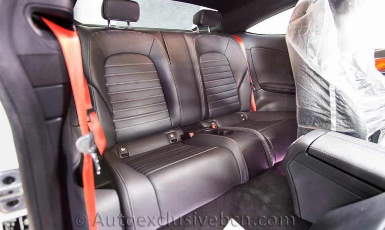 Mercedes C 300 Coupè AMG - Blanco Diamante - Auto Exclusive BCN -DSC00801