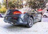 Mercedes C 300 Coupe AMG - Gris Grafito - Auto Exclusive BCN - DSC01091