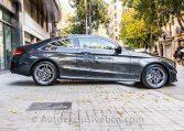 Mercedes C 300 Coupe AMG - Gris Grafito - Auto Exclusive BCN - DSC01093