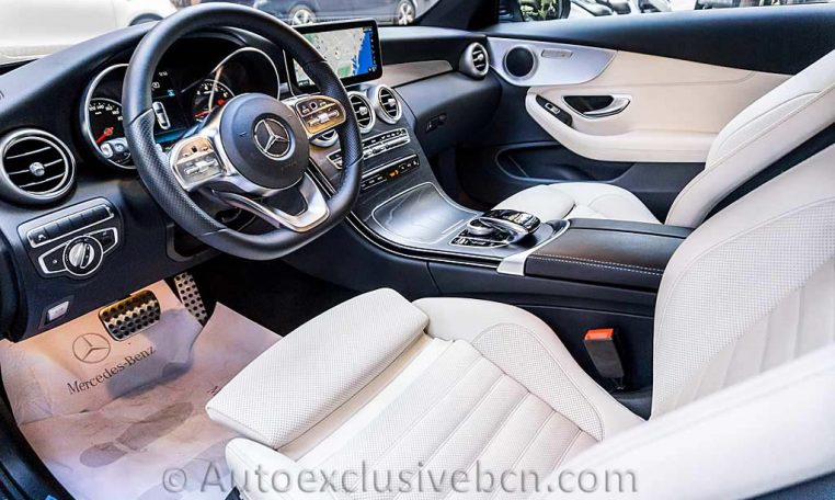 Mercedes C 300 Coupe AMG - Gris Grafito - Auto Exclusive BCN - DSC01094