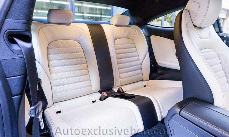 Mercedes C 300 Coupe AMG - Gris Grafito - Auto Exclusive BCN - DSC01099