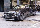Mercedes C 300 Coupe AMG - Gris Grafito - Auto Exclusive BCN - DSC01109