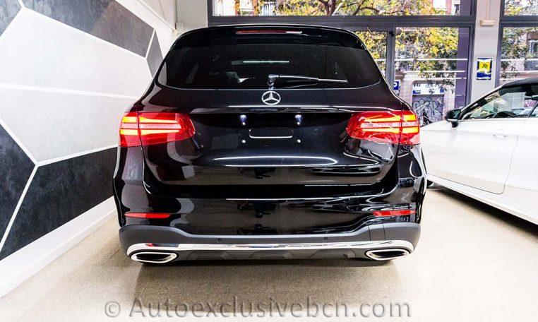 Mercedes GLC 250 4M AMG - Piel Marrón - Auto Exclusive BCN-DSC01000