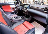 CLA 250 AMG Coupè - Gris Selenita - Piel Roja-DSC01633