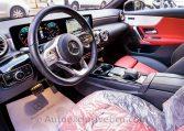 CLA 250 AMG Coupè - Gris Selenita - Piel Roja-DSC01635