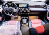 CLA 250 AMG Coupè - Gris Selenita - Piel Roja-DSC01642